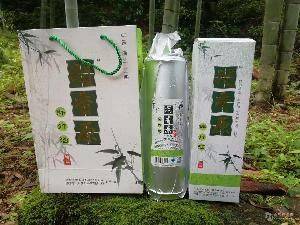 真空包装竹筒酒活竹酒标准版礼盒装原生态竹筒酒白酒