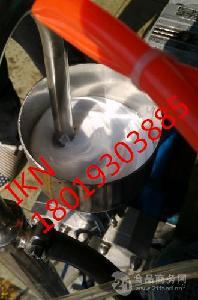 氧化铝陶瓷纤维管线式纳米乳化机