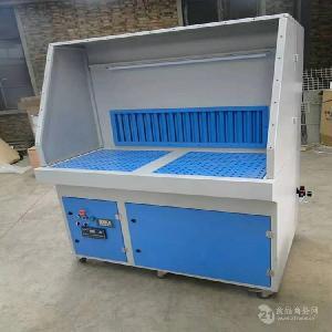 铸造车间粉尘打磨吸附设备打磨工作台净化器