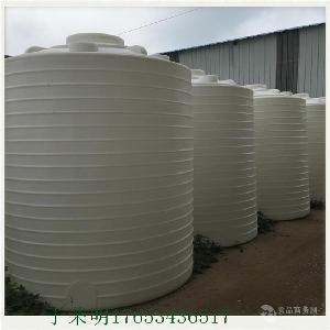 水泥厂10吨外加剂储罐10立方蓄水桶