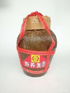 散裝白酒蘭溪梅江特產苦蕎麥52度農家自釀土燒酒純糧食酒