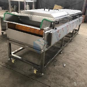 厂家生产牡蛎自动清洗机 无损伤海蛎子清洗机价格便宜