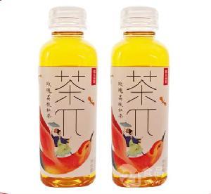 【批發、團購】農夫山泉茶π系列果味茶飲料500ml專賣