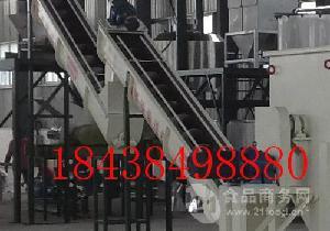 全自动葛根淀粉设备加工生产线
