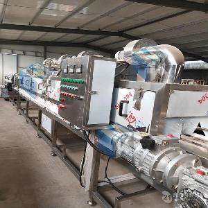 专业生产水果筐自动清洗设备  胶筐专用清洗机器价格实惠