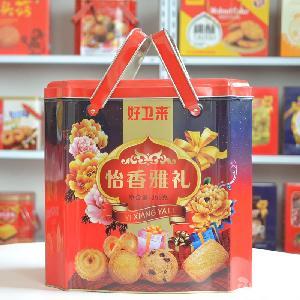 礼盒面包_饼干礼盒装