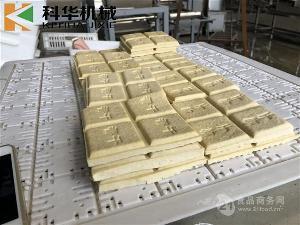 深圳數控自動豆幹機多少錢一台,豆幹機的配套設備