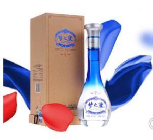 夢之藍M1洋河藍色系列專賣·批發團購·夢之藍價格