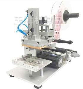YXT1545半自動平面貼標機廠家,價格及圖片參數