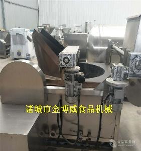 油炸设备哪里有卖的  生产油炸机实力厂家金博威