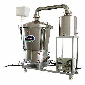 酿酒设备自带锅炉蒸酒设备