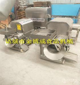 鱼肉采肉机器设备制作鱼豆腐鱼丸