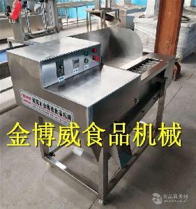 烤腸切割成型機  金博威拉花機型號