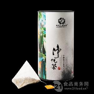 蓮花山潤生堂凈化茶三角袋泡茶養生茶