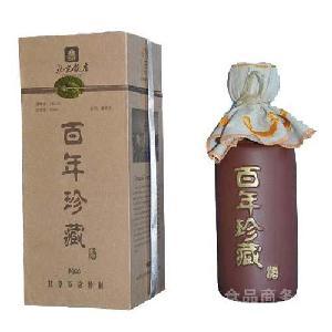 贵宾楼百年珍藏酒 北京饭店百年珍藏酒 北京饭店特制百年珍藏酒