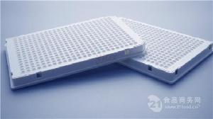 白色全裙邊384孔 40ul PCR板