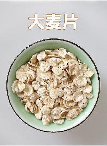 大麥片五谷雜糧粥方便食用與米同熟OEM貼牌定制加工粥料批發