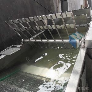全自动连续式海带拨叉清洗机 专业豆芽清洗机价格