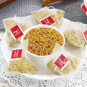 三角包颗粒碎茶包装机 蜜桃薏米茶包装机 玫瑰花茶包装机