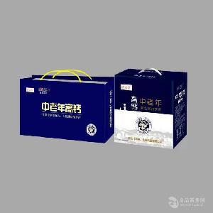 纽麦佳高钙中老年复合蛋白饮品礼盒装诚招代理商