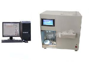 多样品测硫仪