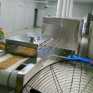 五谷雜糧/豆類烘烤熟化設備