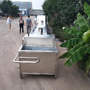 小龍蝦蒸汽加熱蒸煮機
