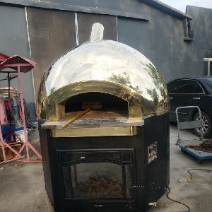 熔巖披薩爐機器設備生產廠家