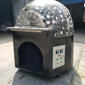 進口意大利熔巖石披薩爐
