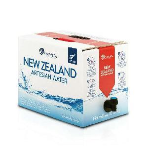 兰维乐新西兰矿泉水原装进口弱碱性水婴儿水矿泉水箱装10L