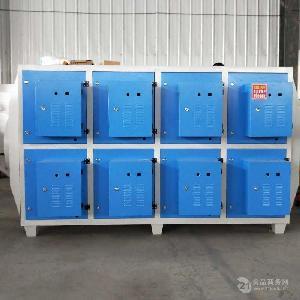 定制 低温等离子废气处理设备除油烟的工作原理