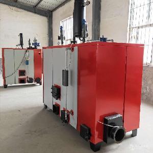 全自动生物质蒸汽发生器 节能环保洗涤配套蒸汽锅炉
