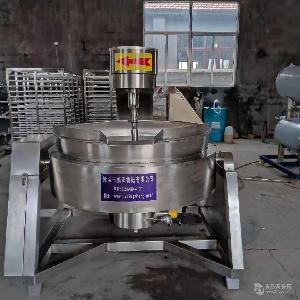供应高粘度蜂蜜糖果行星炒锅 厂家直销
