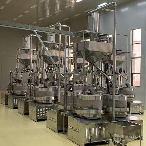 供應香油石磨設備 芝麻醬石磨機 白石香油磨耐磨 耐熱