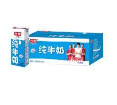 光明 纯牛奶250mL24盒 纯牛奶