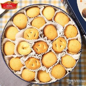 【趣园】曲奇饼干代加工 饼干生产 批发