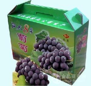 户太八号葡萄礼盒