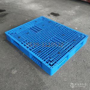 临沂塑料托盘 1210双面网格塑料托盘