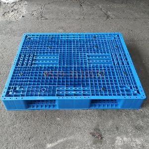 山东塑料托盘 1210双面网格塑料托盘
