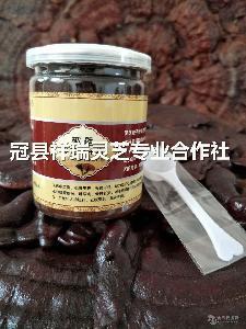 長白山靈芝孢子粉供應100g瓶裝