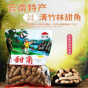彝山香長年批發供應酸角果糕云南特產甜角酸豆角孕婦甜酸角
