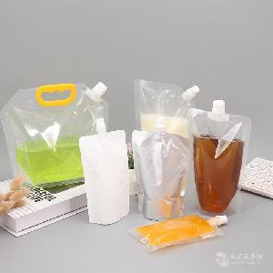 给袋式婴儿果泥包装机、饮品果汁包装机、番茄酱灌装包装机