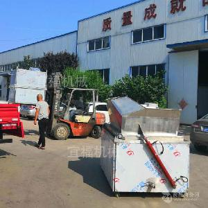 猪皮温皮油炸成套设备生产厂家