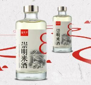 青草沙批发价格丨崇明米酒8度//正品保证丨上海特产丨03