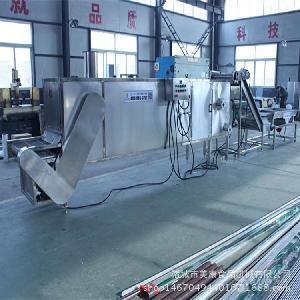 全自动四川川穹专用烘干干燥设备 中药材清洗烘干流水线