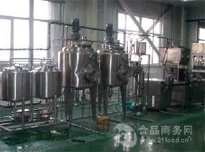 實驗型飲料生產線廠家定制