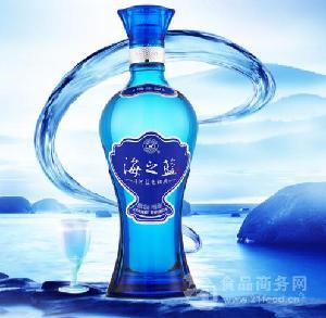 洋河蓝色经典系列【海之蓝】上海洋河专卖/批发、团购价格03