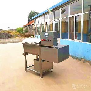 肉類加工設備大型真空拌餡機廠家現貨150型