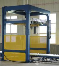 上海晏陵全自动在线高速环式缠绕包装机厂家