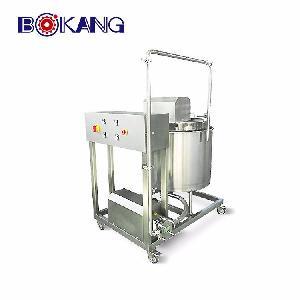 博康供应上浆面粉打浆机 容积100L